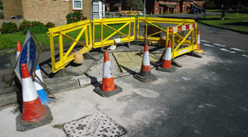 Civil Engineering Frome, Somerset   Groundworks Somerset
